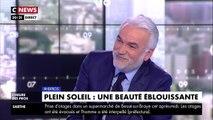 """Alain Delon : pourquoi Pascal Praud a été """"bouleversé"""" par Pascal Praud"""