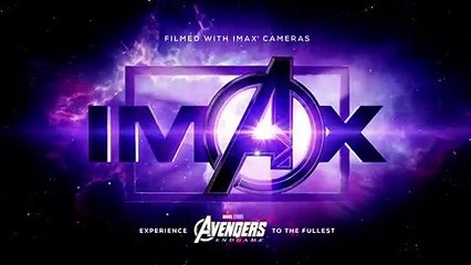 avengers endgame the imax difference