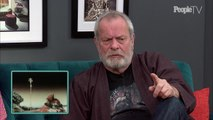 Terry Gilliam on his Animations and Becoming a Full Member of 'Monty Python'