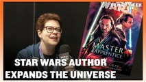 Star Wars Author Claudia Gray Expands The Universe