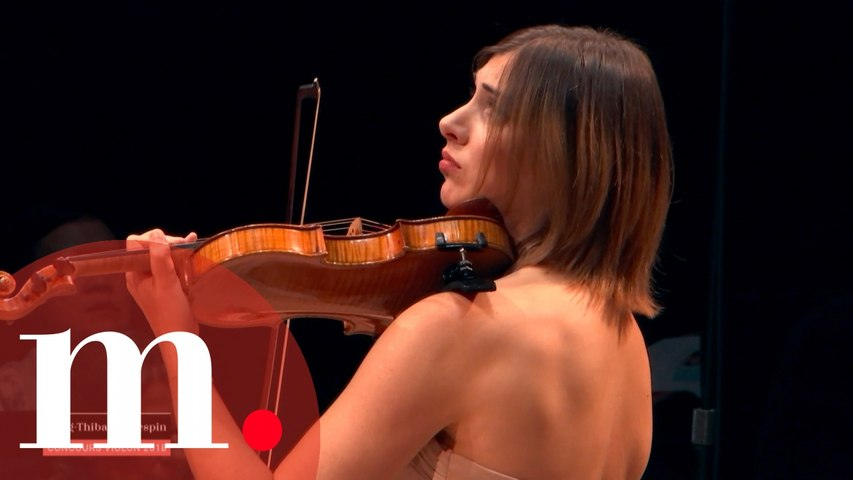 Diana Tishchenko -  Haydn: Violin Concerto No. 1