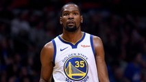 Kevin Durant Makes a Strong Statement in Warriors' Game 3 Win