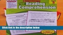 Full version  Scholastic Success with Reading Comprehension, Grade 5  Best Sellers Rank : #4