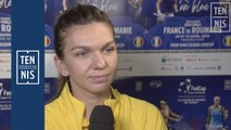 Fed Cup France-Roumanie : Simona Halep motivée !