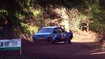 Brutales Ford Escort MK1 y MK2 de rally. Sube el volumen