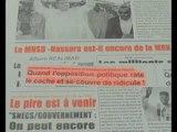 Revue Presse Labari Zarma 05 Avril