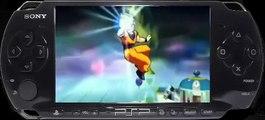 Dragon Ball Z Shin Budokai 2  para PSP ISO