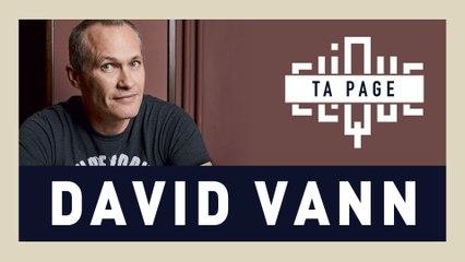 Ta Page avec David Vann - CLIQUE TV