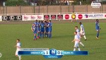 J31 : JA Drancy – Tours FC (1-0), le résumé