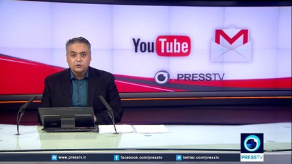 Google 'disables' Press TV's YouTube account without prior warning