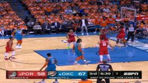 Assist of the Night : Russell Westbrook