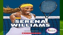 R.E.A.D Serena Williams: A Champion on and Off the Court (Rookie Biographies (Paperback))
