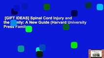 [GIFT IDEAS] Spinal Cord Injury and the Family: A New Guide (Harvard University Press Family