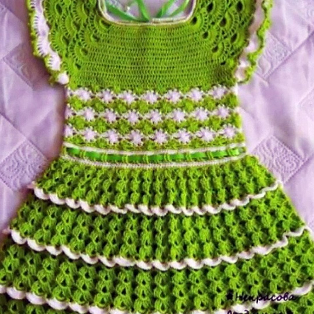 Crochet Baby Clothes Collection