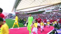 Urawa Reds defeat Vissel Kobe 1-0 in the Japanese J. League