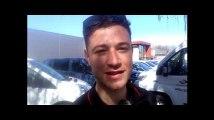 Liège-Bastogne-Liège Espoirs : Interview d'avant-course avec Gordon De Winter (GM Recycling Team)