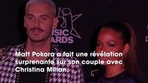 """M Pokora : pourquoi il a parfois besoin de """"freiner"""" sa compagne Christina Milian"""