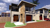 Architectural visualisation Sienna Grand estate