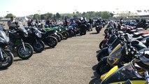 Les motards débarquent aux 24h motos