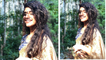 Priya Prakash Varrier shares elegant pics in saree on her Instagram: Check Out Here | FilmiBeat