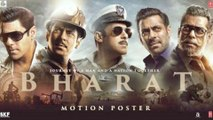 Salman Khan-Starrer Bharat Motion Poster Released ! | Filmibeat Telugu
