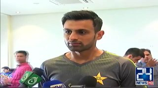Exclusive interview with Pakistan World Cup Squad 2019