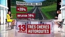 Autoroutes : les tarifs ont encore augmenté