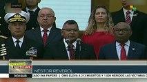 Venezuela conmemora 209 años del inicio del proceso independentista