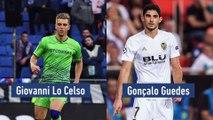 Lo Celso et Guedes, un duo qui manque à Paris ? - Foot - Liga