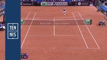 Fed Cup France-Roumanie : le résumé des matchs du samedi