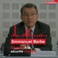 Emmanuel Barbe, délégué interministériel à la sécurité routière