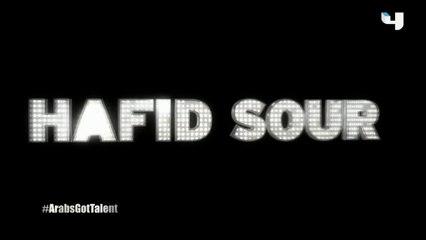 #ArabsGotTalent - Hafid Sour ينقل مكتبه إلى المسرح ويبهر الحضور بلوحة من الرقص المعاصر