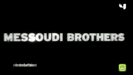 #ArabsGotTalent - Messoudi Brothers يبهرون اللجنة بعرض توازن ملفت ويفاجئون الجميع خلال العرض
