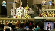 Cardinal Tagle delivers homily for Easter Vigil 2019