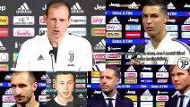 Juventus-Fiorentina 2-1 - JUVE CAMPIONE D'ITALIA 2018-2019 - Conferenza stampa SHOW di ALLEGRI + Intervista a CRISTIANO RONALDO, ALLEGRI, CHIELLINI, BERNARDESCHI, PARATICI e NEDVED |  W8NDERFUL 20.04.2019 8° SCUDETTO CONSECUTIVO