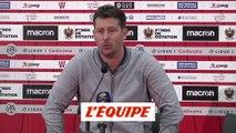 Mercadal «On n'a jamais été K.O» - Foot - L1 - Caen