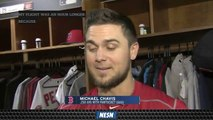 Michael Chavis 'Excited' To Show Red Sox What He Can Do