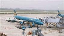 FULL MEAL ON SHORT FLIGHT? | Vietnam Airlines (ECONOMY) | Hanoi - Bangkok Suvarnabhumi | Airbus A321