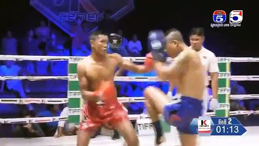 Seng Sroeun, Cambodia Vs Thai, Loomleng, 20 April 2019, Khmer Boxing, International Boxing, Kun Khmer Boxing | Godialy.com