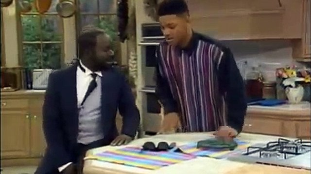 The Fresh Prince Of Bel-Air Funny Moments -- Season 2