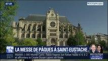 Après l'incendie de Notre-Dame, la messe de Pâques délocalisée à Saint-Eustache