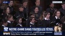 Les choristes de Notre-Dame de Paris, orphelins après l'incendie