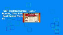 CEH Certified Ethical Hacker Bundle, Third Edition (All-In-One)  Best Sellers Rank : #5