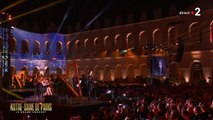France 2 : Mireille Mathieu chante pour Notre-Dame 20/04/2019