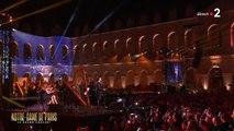 France 2 : Mireille Mathieu chante pour Notre-Dame 20/04/2019