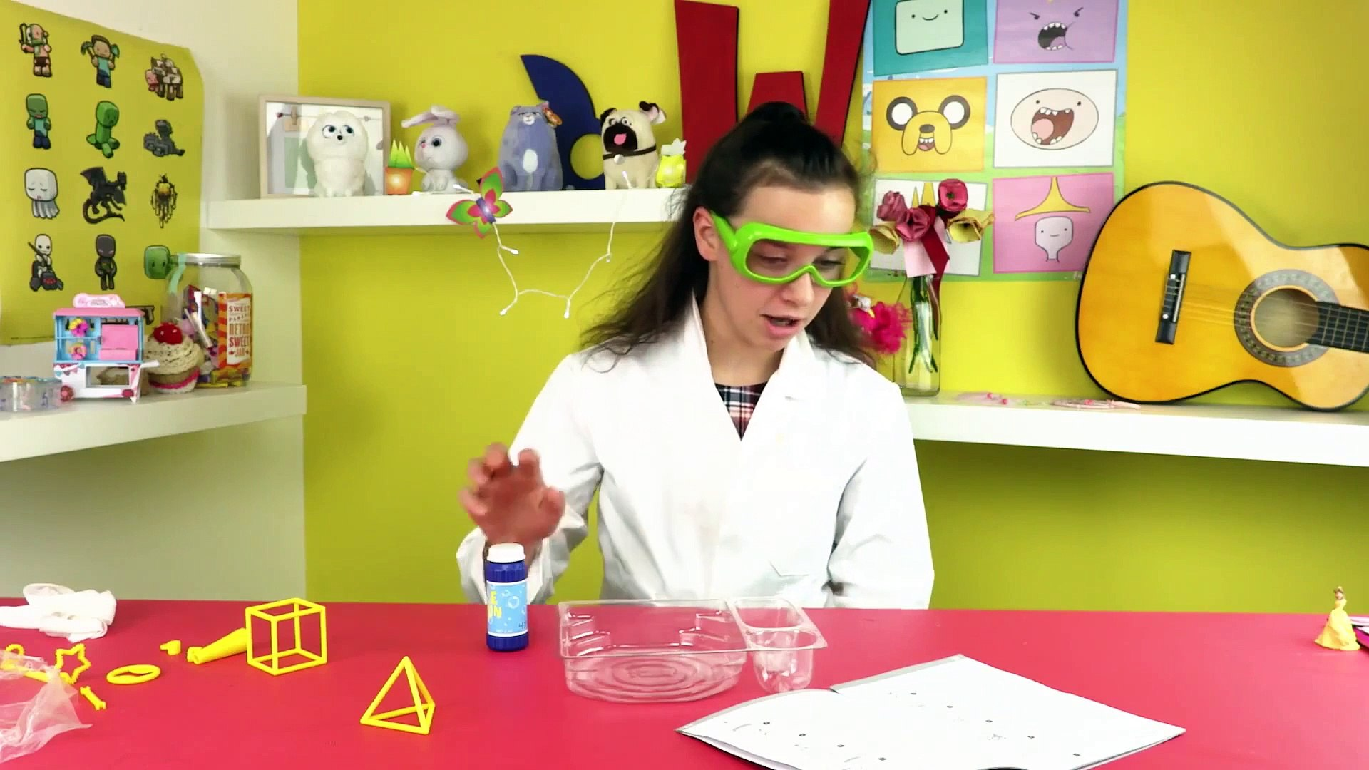 Learning Colors For Kids with A Magical Rainbow Experiment ⚗⚠️ Fun Science for Kids⚗⚠️ Crafty Kids
