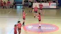 Coupe de France - dernière étape avant Paris HBC Seltz - CPB Rennes Handball