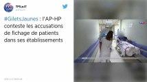 Gilets jaunes. Les autorités sanitaires rejettent les accusations de «fichage» de manifestants blessés