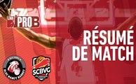 PRO B : Nancy vs Saint-Chamond (J27)