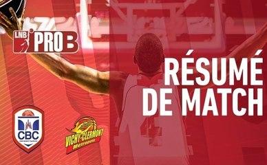 PRO B : Caen vs Vichy-Clermont (J27)